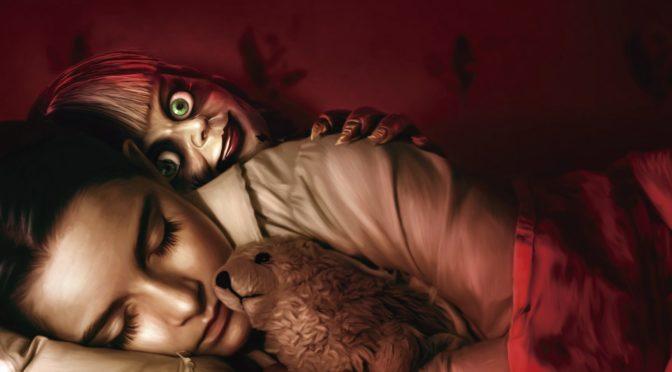 人形恐怖症の俺が『アナベル』に心を射止められて渡米する話